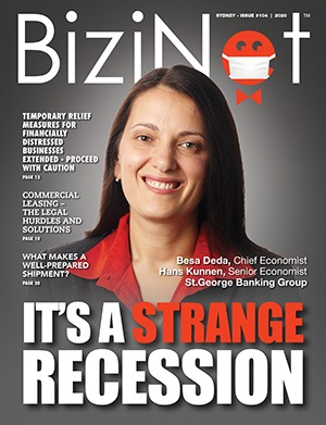 BiziNet Magazine #104 - Oct/Nov 2020